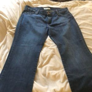 Size 16p ultimate lift boot cut 544 Levi's jeans